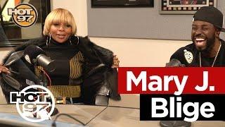 Mary J Blige & Flex Talk Divorce, Kanye, The Lox, & Issues w/ Faith Evans #WeGotAStoryToTell006