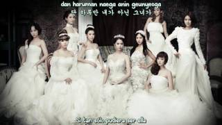 Girls' Generation - Sunflower (Sub Español - Hangul - Roma) HD