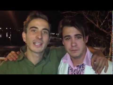 Ryan Corr & Ben O'Toole Selfie for REELise