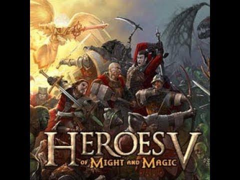 Герои 5 меча и магии кампания чернокнижник
