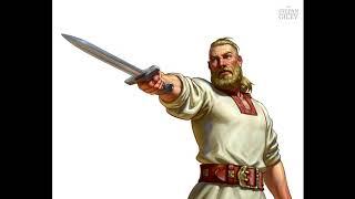 Волколак - Вороны и Вороги - да налетела туча темная - Род великий встанет против тех полков