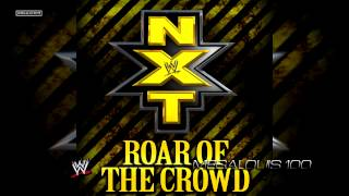 2014: WWE NXT NEW Theme Song - ''Roar of the Crowd' With Download Link