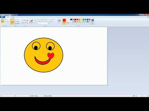 Microsoft Paint Tutorial for Beginners