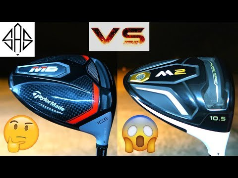 EXPENSIVE VS CHEAP: Taylormade M6 Vs Taylormade M2 Driver (Review)