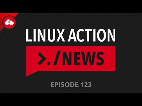 Linux Action News 123