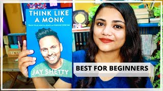 THINK LIKE A MONK - BOOK BY JAY SHETTY - BOOK REVIEW