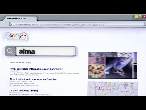 Alma in 100 seconds!