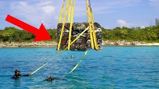Most MYSTERIOUS Treasures Found In The Ocean!