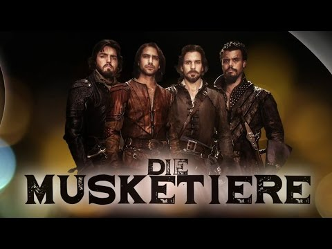 DIE MUSKETIERE - Vorstellungs-Clip | Disney Channel