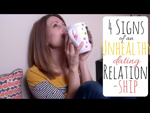 Dating Advice | 4 Signs of a Bad Relationship