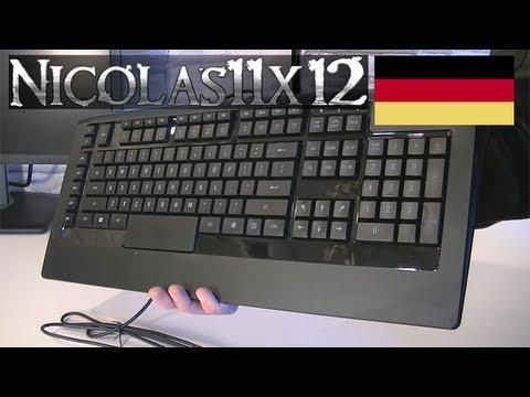 [DEUTSCH] SteelSeries Apex [RAW] Gaming Tastatur Testbericht