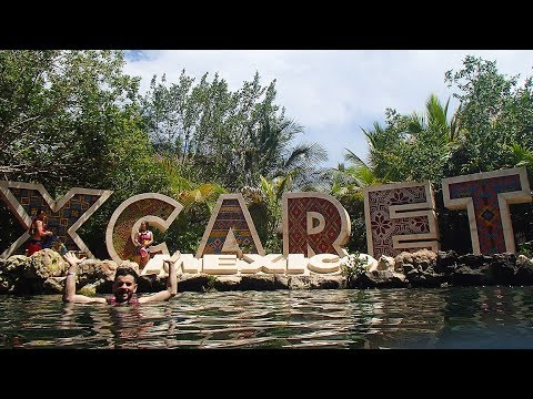 XCARET – Eco-Archaeological Park – Mexico – Our River Adventure