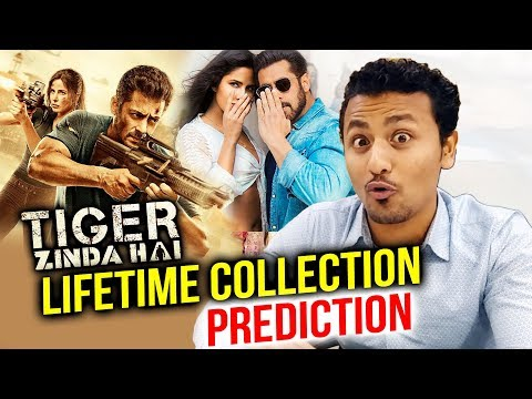 Tiger Zinda Hai Lifetime Box Office Collection | Prediction | Salman Khan | Katrina Kaif