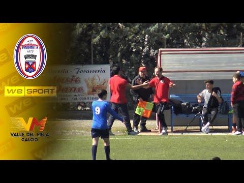 Preview video Torregrotta-Valle d. Mela U15