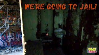 Abandoned jail walk through vlog fpv and more