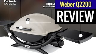 Weber Q2200 Gas Grill review