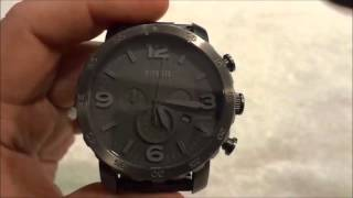 How To Use The Chronograph Function On A Watch (Tutorial)