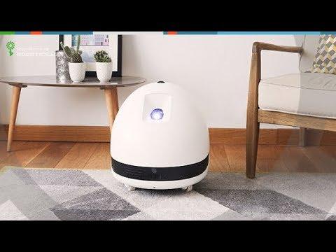 Домашний робот Keecker (Robotics.ua)