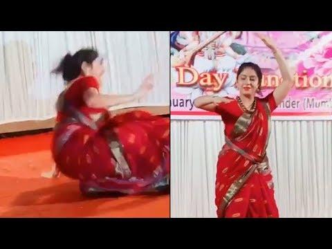 Diya Aur Baati Hum actress Deepika Singh FALLS dur