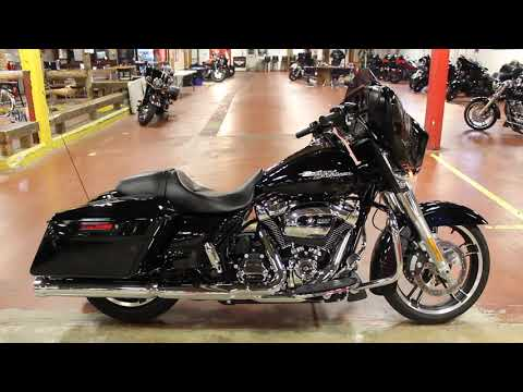 2018 Harley-Davidson Street Glide® in New London, Connecticut - Video 1