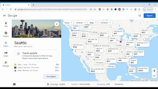 Finding Super Cheap Flights Using Google Flights