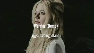 Warrior (Official Demo Version) Avril Lavigne