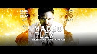 Friday 16th of December we are welcoming back Maceo Plex