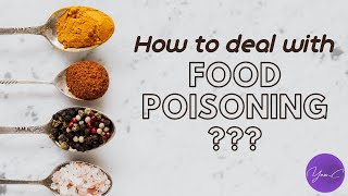 HOW TO DEAL WITH FOOD POISONING? ✨ HEALTH TOOLS #10