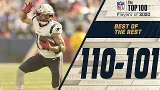 #110-101: The Best of the Rest | Top 100 NFL Players of 2020