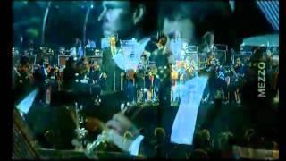 E lucevan le stelle Andrea Bocelli tribute to Luciano Pavarotti