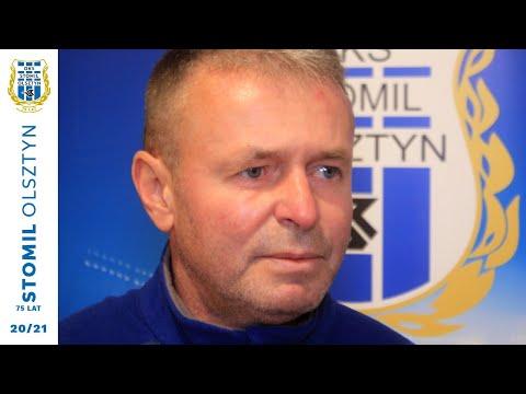Rozmowa z Adamem Zejerem, trenerem juniorów młodszych Stomilu Olsztyn