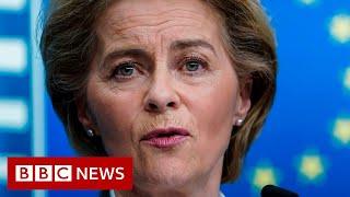 Koronawirus: Europa planuje pełne zamknięcie granic w walce o wirusy – BBC News w j.angielskim