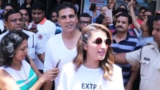 Akshay Kumar & Parineeti Chopra attend The Women's Self Defence Graduation Day - Bollywood News 2017