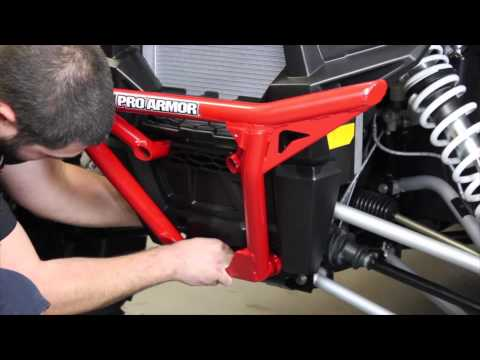 Front Sport Skid Plate - Image 1 of 2 - Product Video