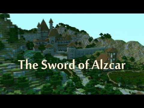 the sword of alzcar