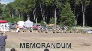 preview picture of video 'Mistrzostwa MotoCross Giżycko 2010'