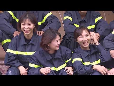 Phóng sự: Chuyện về Nữ biệt đội cứu nạn, cứu hộ