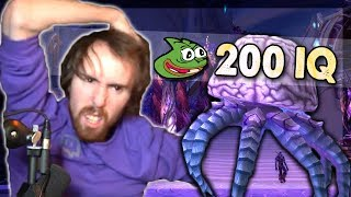 Asmongold Tried Solving This Puzzle... (Best of Asmongold Ep. 132)