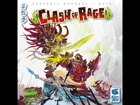 Clash of Rage Review