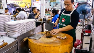 4th Generation Braised Goose in Bangkok: LEGENDARY Thai Chinese Food   ห่านพะโล้ ร้านฉั่วคิมเฮง