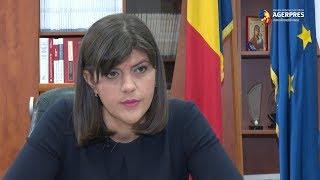 """INTERVIU Laura Codruța Kovesi, Partea a II-a: Legile Justiției elimină cuvântul """"independență"""""""