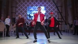 Michael Jackson   Thriller Dance By Ilgar Guliyev (Azerbaijani Wedding)