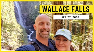 Wallace Falls State Park - September 27th, 2018