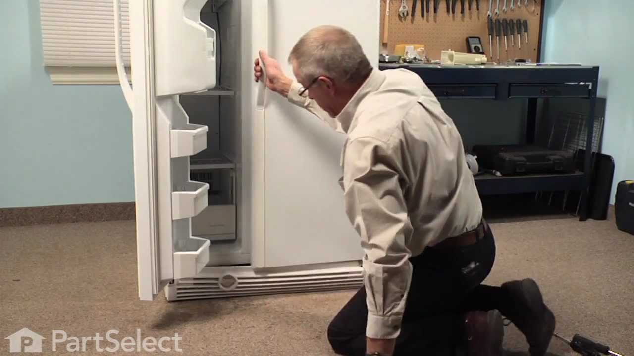 Replacing your Whirlpool Refrigerator Housing, Water Filter