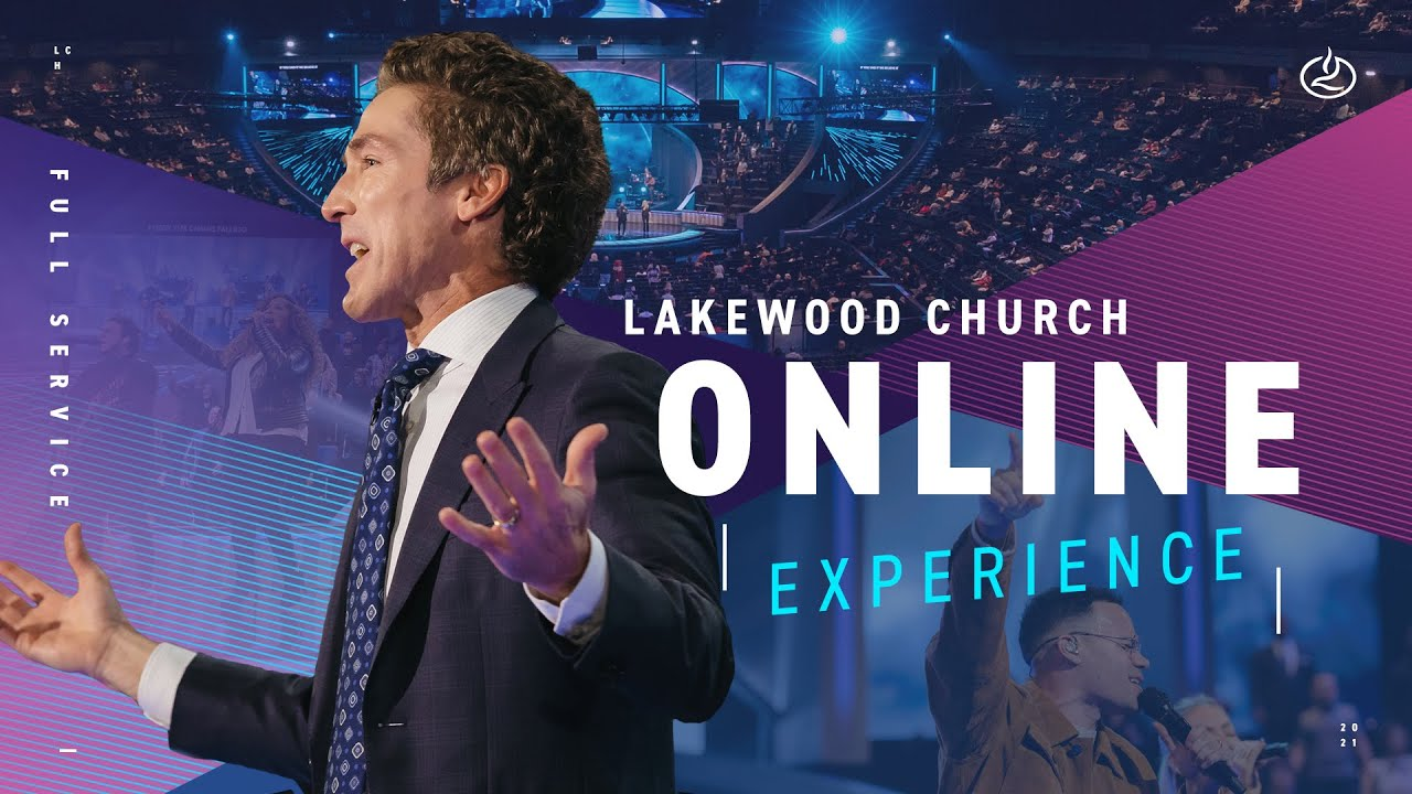 Joel Osteen Sunday Service 14th February 2021 Live at Lakewood Church