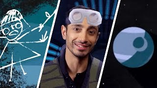 Rogue One: A Star Wars Story With Riz Ahmed aka Bodhi Rook | Untold | Disney