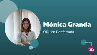 Mónica Granda Morales - ORL. Presentación