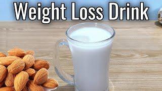 Weight Loss, Skin Whitening & Anti-Aging Drink, Benefits Of Almond & Poppy Seeds Milk Urdu Hindi,