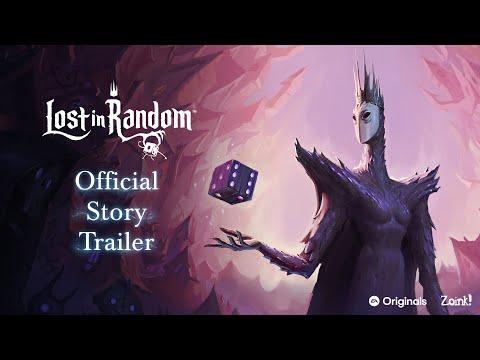 Bande-annonce officielle de Lost in Random