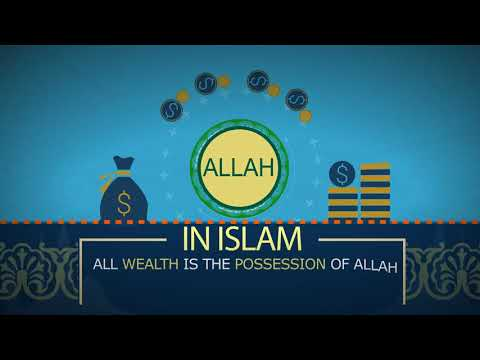 Islam and wealth - The key to understanding Islam